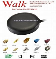 GPS 3g GSM Combo Antenna, gps gsm 3g antenna, magnetic or adhesive mount