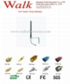 bracket mount wifi antenna, wall mount 2.4GHz antenna, screw mount 2.4GHz