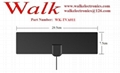 Small Flat HD TV Antenna Amplified Digital Antenna High Gain HDTV antenna 1