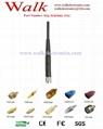 swivel RP-TNC male WiFi/2.4GHz /Zigbee rubber Antenna