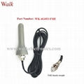 FME female small size outdoor use screw mount GSM 3G 4g lte car Antenna