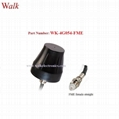 FME female small size waterproof outdoor use screw mount GSM 3g 4g lte Antenna 1