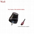 FAKRA female small size waterproof outdoor use screw mount GSM 3g 4g lte Antenna