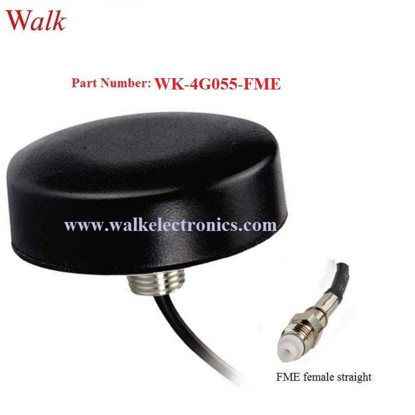 FME omni directional small waterproof outdoor screw mount GSM 3g 4g lte antenna 1