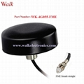 FME omni directional small waterproof outdoor screw mount GSM 3g 4g lte antenna