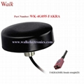 FAKRA omnidirectional small waterproof outdoor screw mount GSM 3g 4g lte antenna