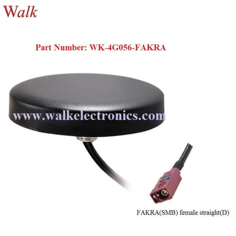 omnidirectional FAKRA female 5dbi gain outdoor screw mount GSM 3g 4g lte antenna 1