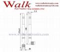 TNC male 3G GSM rubber Antenna foldable TNC antenna gprs gsm 3g swivel antenna
