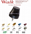 waterproof outdoor use small size screw mount GPS 4G LTE combo Antenna
