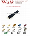 waterproof small RP-SMA male WiFi Antenna 2.4GHz Zigbee rubber stubby antenna