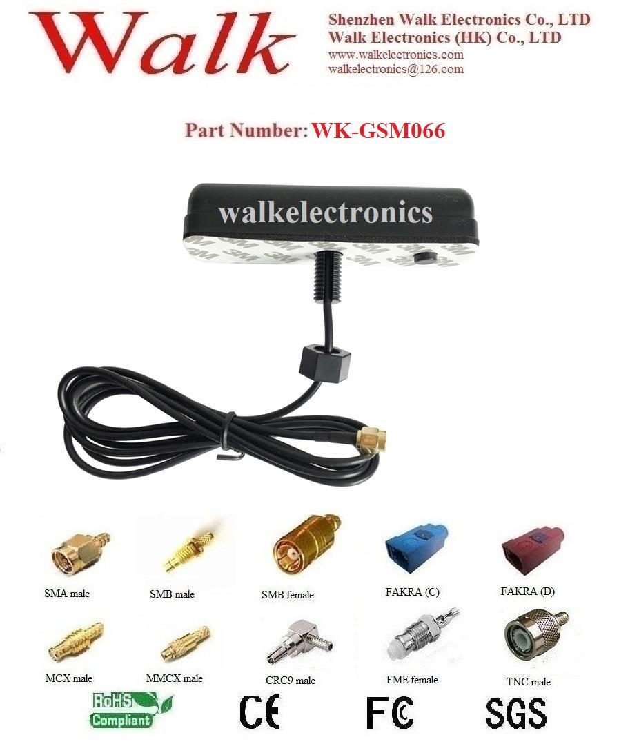rectangle 5dbi high gain waterproof screw mount 2g gprs GSM cabinet Antenna 1