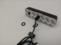 rectangle 5dbi high gain waterproof screw mount 2g gprs GSM cabinet Antenna 2