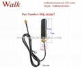 small size waterproof outdoor use screw mount GSM 3G 4g lte car rubber antenna 2