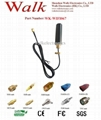 screw mount small size waterproof outdoor use 2.4GHz wifi rubber car antenna