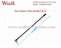 omni directional 5dBi CRC9 male angle 4G LTE antenna flexible crc9 antenna