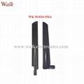 wide range 600-6000MHz 2g 3g 4g 5G omni direction 5dBi SMA rubber antenna