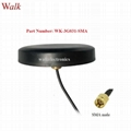 sma male waterproof outdoor use  screw mount high gain GSM 3G Antenna