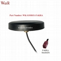 FAKRA female screw mount outdoor use high gain multi band 3g gsm antenna