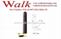omni direction 50mm length small size sma male right angle 4G LTE rubber antenna 2