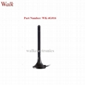 SMA male straight 3dbi gain magnetic mount gsm 3g LTE 4g whip car antenna