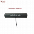 sma male omni directional patch mount 4g lte antenna LTE 4g adhesive car antenna