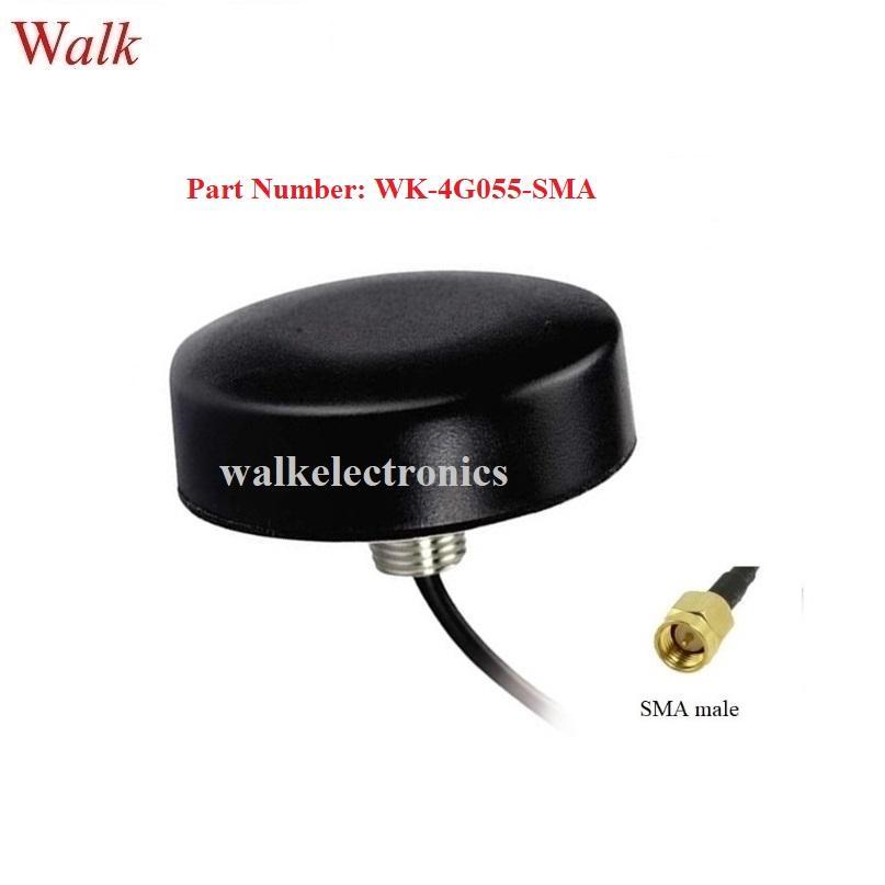 waterproof screw mount small GSM 3g 4g lte antenna roof mount lte 4g antenna 1