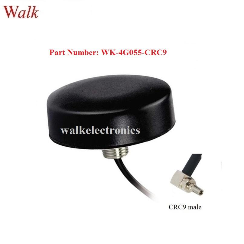 CRC9 omni directional small waterproof outdoor screw mount GSM 3g 4g lte antenna 1