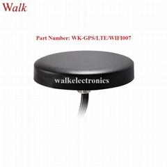 screw mount GPS 4g lte wifi car antenna
