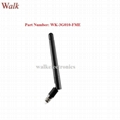 fme female flexible omni directional elbow gprs multi band gsm 3g rubber antenna