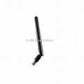 omni directional foldable FME connector gprs gsm 3g swivel antenna