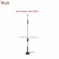 9dbi omni directional high gain magnetic mount gsm 3g multi band whip antenna