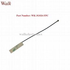 adhesive mount u.fl ipex GSM 3G fpc PCB aerial 3g gsm flexible internal antenna  (Hot Product - 1*)