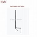 5dbi high gain outdoor bracket screw wall mount gprs gsm 2g 3g antenna 1