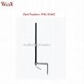 5dbi high gain outdoor bracket screw wall mount gprs gsm 2g 3g antenna