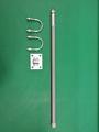 60cm N male 9.0dbi high gain outdoor use pole mount gsm 3g glass fiber antenna  3