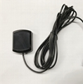 magnet mount SMA male IP67 waterproof outdoor high gain active GPS car antenna