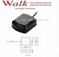 magnetic or adhesive mount fme female waterproof high gain active gps antenna