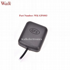 magnetic mount high gain outdoor use gps car active antenna