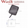 magnetic mount high gain outdoor use gps car active antenna 2