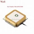 adhesive mount RF1.13 cable U.FL IPEX high gain internal gps glonass PCB antenna