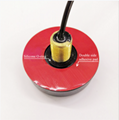 FME female waterproof screw mount small size high gain gps glonass antenna 4