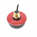 FAKRA female small size IP67 screw mount high gain active gps glonass antenna 3