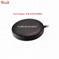 high gain waterproof magnetic or adhesive mount gps gsm 3g Combo car antenna