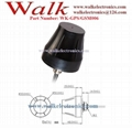 small size waterproof external screw mount gps gsm combo antenna 2