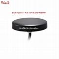 waterproof outdoor use screw mount high gain gps gsm wifi combined car antenna