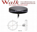 waterproof outdoor use screw mount high gain GPS 4G LTE combination car antenna