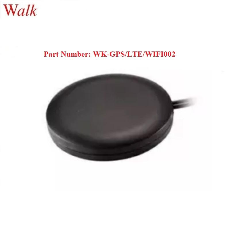waterproof magnetic or adhesive mount high gain gps 3g 4g lte wifi combo antenna 1