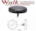 waterproof outdoor high gain screw mount GPS glonass GSM 3g WIFI Combo antenna