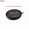 waterproof magnetic or adhesive mount