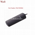omni directional indoor use adhesive glass mount 2.4GHz WiFi patch car antenna